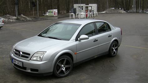 2003 Opel Vectra C Pictures Information And Specs