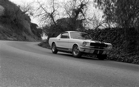 ford shelby gt350 mustang 1964 widescreen car