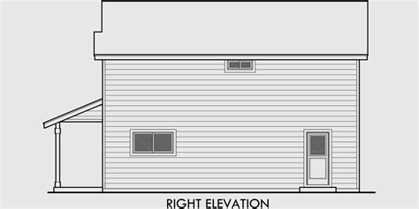 Small Two Story House Plans Narrow Lot by Narrow Lot House Plans 2 Bedroom House Plans 2 Story