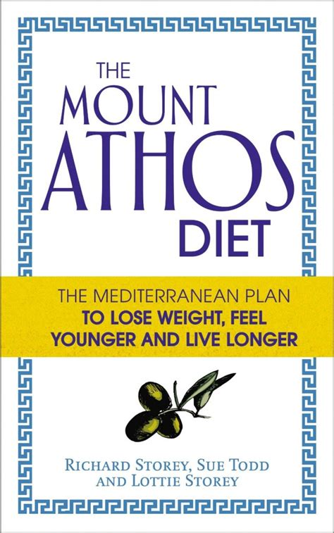 The Feel Diet by The Mount Athos Diet Slimming Solutions