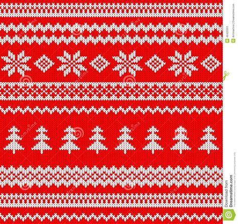 knit pattern vector seamless knitting pattern cartoon vector cartoondealer