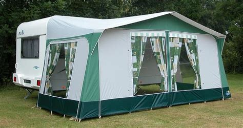 Used Caravan Awning by Caravan Awning Rainwear