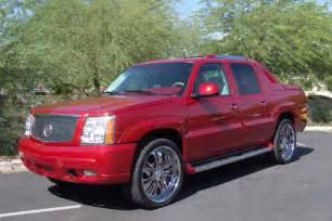 Custom 2002 Cadillac 2002 Cadillac Escalade Ext Custom Show Truck 44392