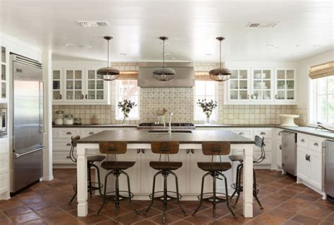 narrow kitchen islands transitional with barstools 28 bar stools with metal and wood finishes