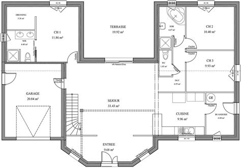 Plan De Maison Gratuit by Cuisine Cuisine Plans De Construction De Maison Plan De