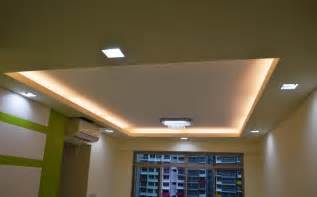 false ceiling work categories