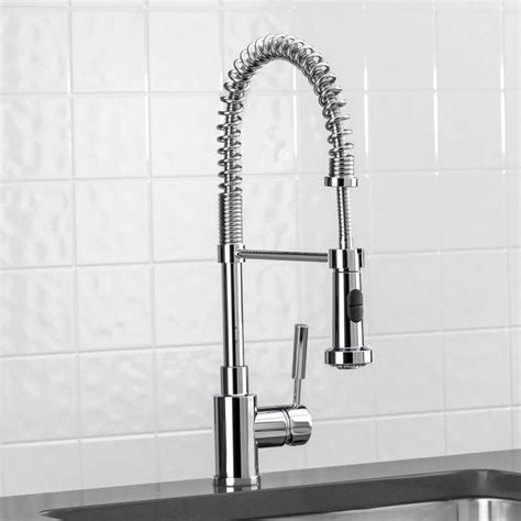 restaurant style sink faucet