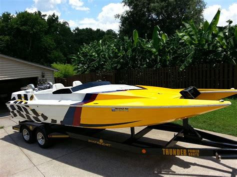 speed boats for sale in tennessee 2000 thunder power boats king cat powerboat for sale in