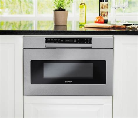 Sharp Drawer Microwave by Smd2470as Y Microwave Drawer Oven 24 Inch Drawer Ovens
