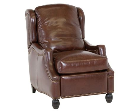 classic recliner chairs classic leather palmer recliner 8521 leather furniture usa