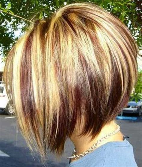 hairstyles with thick highlights 30 cool bob haircuts 2015 bob hairstyles 2015 short