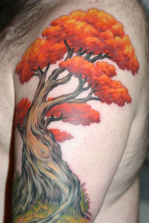 76 tree tattoos ideas to show your love for nature mens