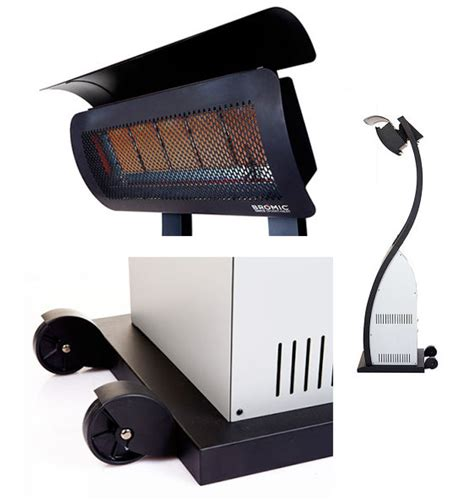 Commercial Heaters Commercial Patio Heaters Smart Bromic Patio Heater