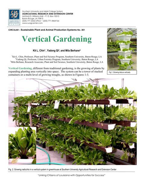 vertical garden pdf 28 images vertical gardens think