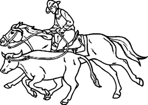 bull riding coloring pages auromas com