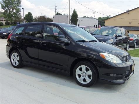 active cabin noise suppression 2004 toyota matrix electronic toll collection 2004 toyota matrix xr for sale in cincinnati oh stock 11310
