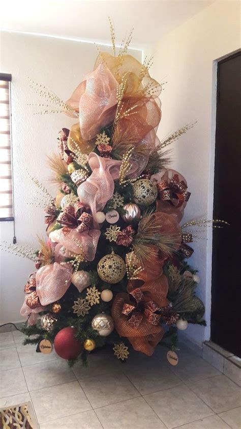 hermosas ideas  decorar tu arbol de navidad en diferentes estilos mujer chic