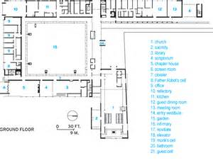 monastery floor plan re review val notre dame abbey