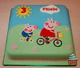 peppa pig cake copy previous cake huge peppa flickr