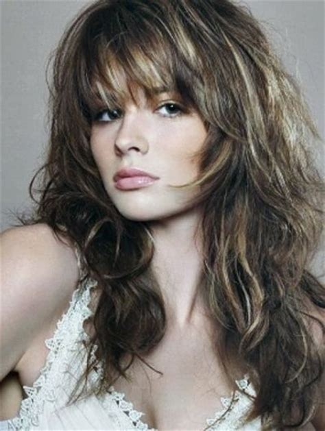long layers with bangs hairstyles for 2015 for regular people 83 latest layered hairstyles for short medium and long hair