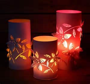 Paper Craft Lanterns - wonderful diy beautiful 3d paper lanterns