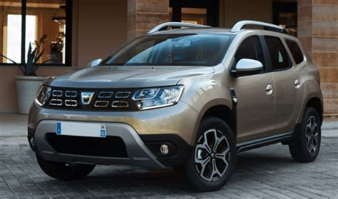 renault duster 2019 2019 dacia duster interior exterior design and specs