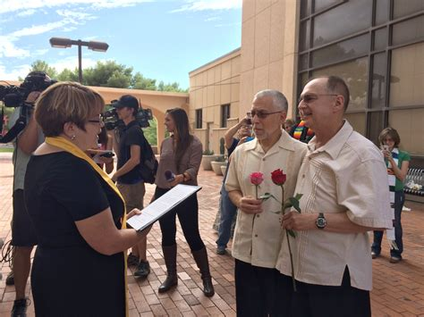 Pima County Marriage License Records Pima County Issuing Licenses After Judge Oks Marriage In Az