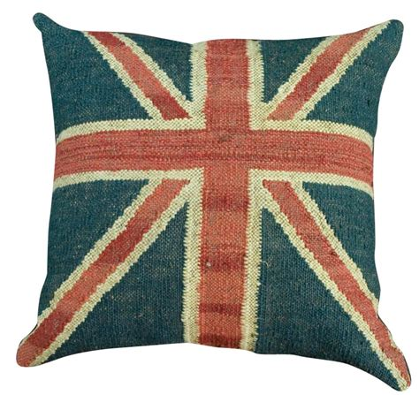 union jack home decor large union jack cushion british flag home decor ebay