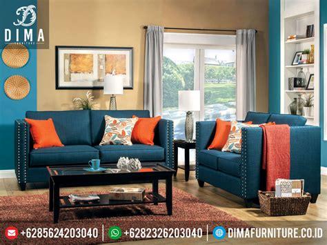 Sofa Minimalis Pekanbaru set kursi tamu minimalis modern vintage st 0302 sofa
