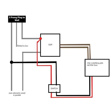crydom ssr wiring diagram auto electrical wiring diagram