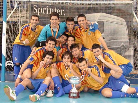 futbol sala comunidad valenciana dos ibenses ceones de espa 241 a de f 250 tbol sala psoe ibi