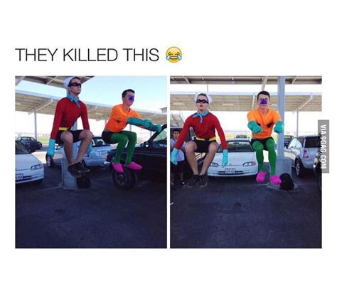 invisible boat mobile mermaidman and barnacleboy invisible boat mobile 9gag