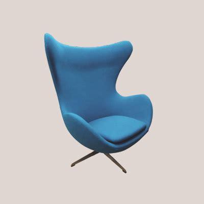 retro egg stoel egg stoel egg chair ruimte aluminium huid metalen stoel