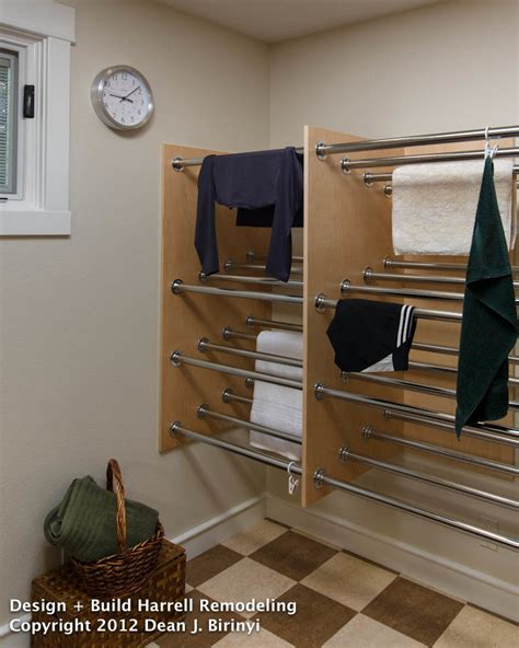 laundry room drying rack ideas innovative drying racks convention san francisco contemporary laundry room image ideas with