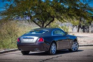 Rolls Royce Wraith Side View 2014 Rolls Royce Wraith Rear Right Side View Photo 2