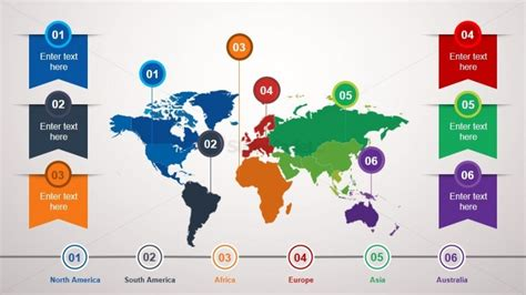 map templates for powerpoint animated world map powerpoint slide slidemodel
