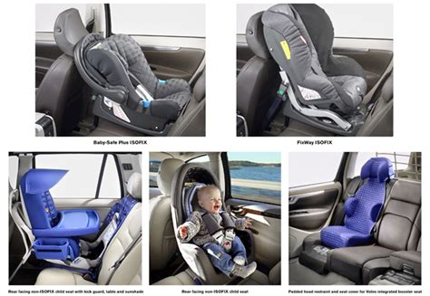 britax car seat with airbags swedespeed new volvo child seats at the baby show