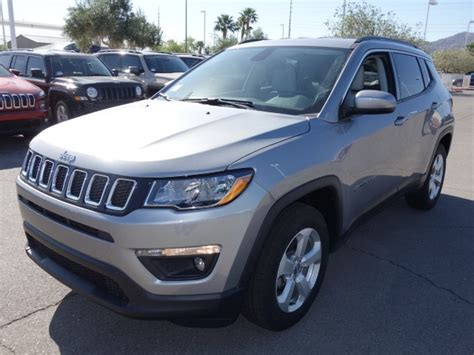 Msrp Jeep Compass 2017 Jeep Compass Latitude For Sale Stock 17j644