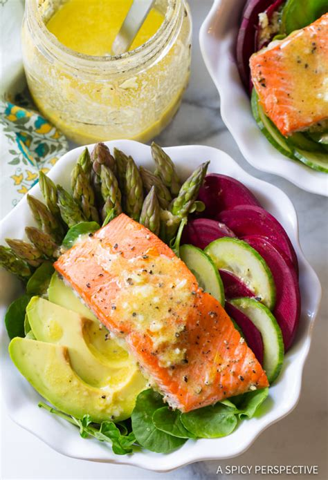 Whole Foods Detox Salad Nutrition Facts by Roasted Salmon Detox Salad Page 2 Of 2 A Spicy Perspective