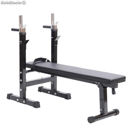 banco de gimnasio segunda mano banco de pesas plegable bancos musculacion entrenamiento