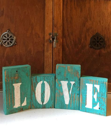 best rustic teal decor products 17 best ideas about love signs on pinterest pallet