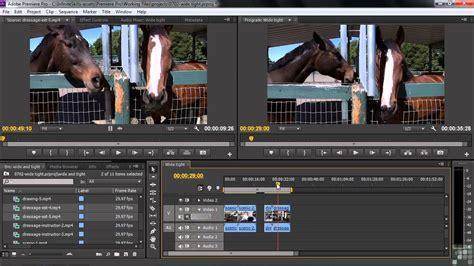 adobe premiere pro cs6 tutorial basic editing youtube adobe premiere pro cs6 tutorial editing wide and tight