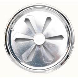 grille d a 233 ration aluminium chrom 233 diam 12 cm leroy merlin