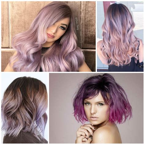 hair color ideas for hair lilac hair color ideas for 2017 best hair color ideas