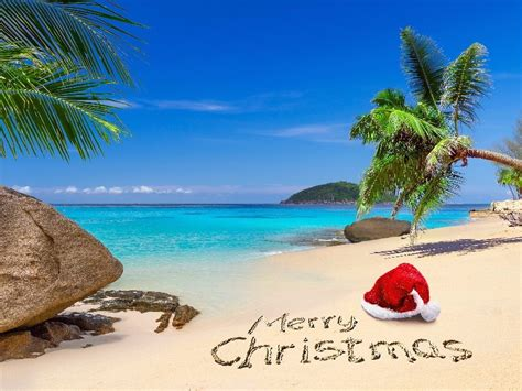 11 best places to spend christmas in the caribbean