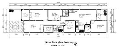 Basic House Floor Plans by Minimalist House Design From The Drawing Up Plans