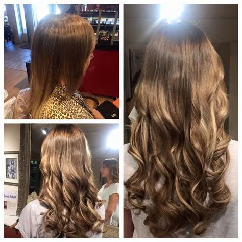 before and after great lengths 20 best images about great lengths hair extensions on