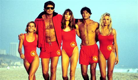 actress from baywatch in the 90s pamela anderson baywatch movie should remain in the 90s