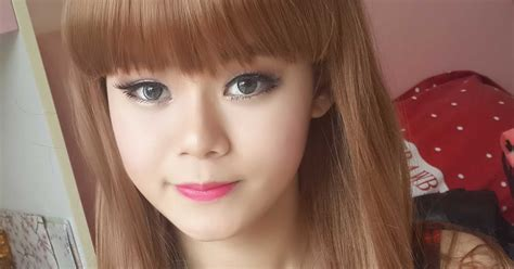 tutorial make up like a doll how to looks like a doll japanese gyaru doll make up