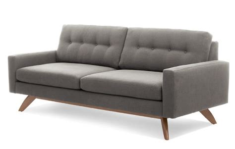 truemodern luna sofa well tailored and tufted luna sofa by edgar blazona for
